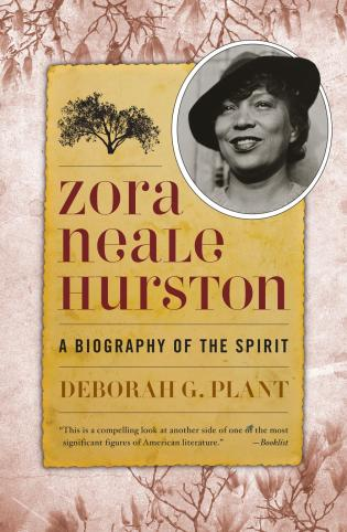 Cover image for the book Zora Neale Hurston: A Biography of the Spirit