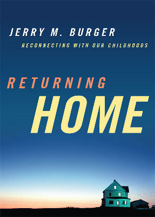 Cover image for the book Returning Home: Reconnecting with Our Childhoods