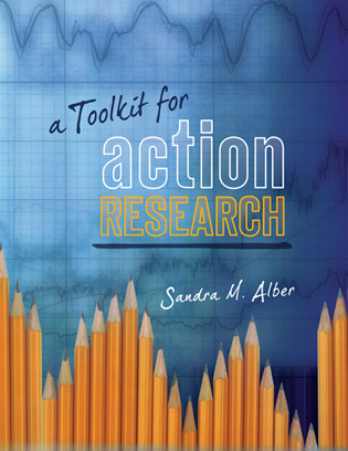 Cover image for the book A Toolkit for Action Research