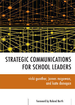 Cover image for the book Strategic Communications for School Leaders