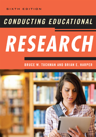 Cover image for the book Conducting Educational Research, 6th Edition