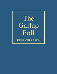 Cover image for the book The Gallup Poll: Public Opinion 2010