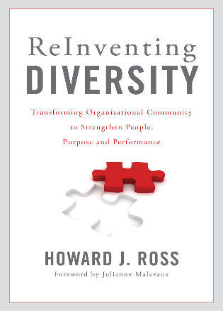 Cover image for the book Reinventing Diversity: Transforming Organizational Community to Strengthen People, Purpose, and Performance