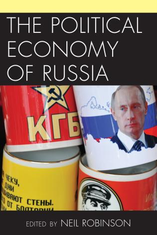 Cover image for the book The Political Economy of Russia