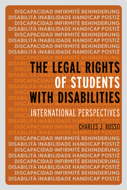 Cover image for the book The Legal Rights of Students with Disabilities: International Perspectives