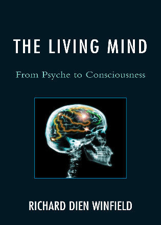 Cover image for the book The Living Mind: From Psyche to Consciousness