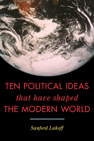 Cover image for the book Ten Political Ideas that Have Shaped the Modern World
