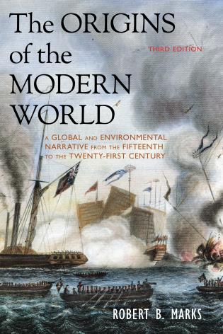 The Origins Of The Modern World A Global And Environmental