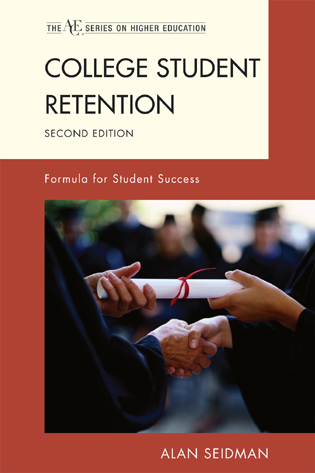 Cover image for the book College Student Retention: Formula for Student Success, 2nd Edition