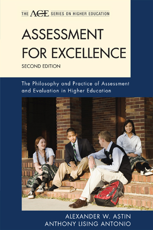 Cover image for the book Assessment for Excellence: The Philosophy and Practice of Assessment and Evaluation in Higher Education, 2nd Edition