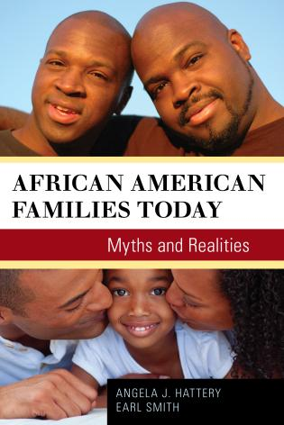Cover image for the book African American Families Today: Myths and Realities