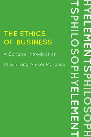 Cover image for the book The Ethics of Business: A Concise Introduction