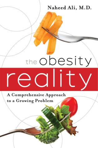 Cover image for the book The Obesity Reality: A Comprehensive Approach to a Growing Problem