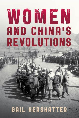 Cover image for the book Women and China's Revolutions