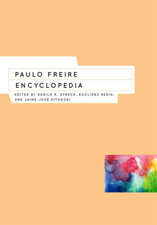 Cover image for the book Paulo Freire Encyclopedia