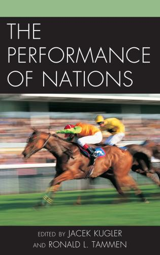 Cover image for the book The Performance of Nations