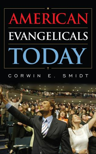 Cover image for the book American Evangelicals Today