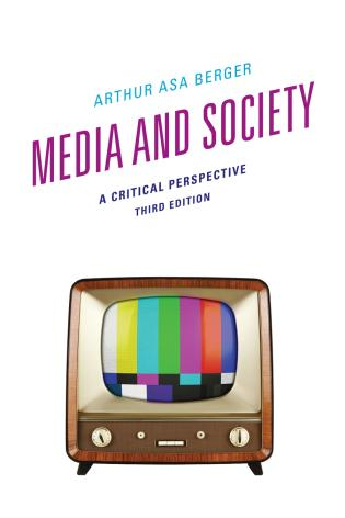 Cover image for the book Media and Society: A Critical Perspective, Third Edition