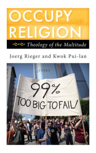 Cover image for the book Occupy Religion: Theology of the Multitude