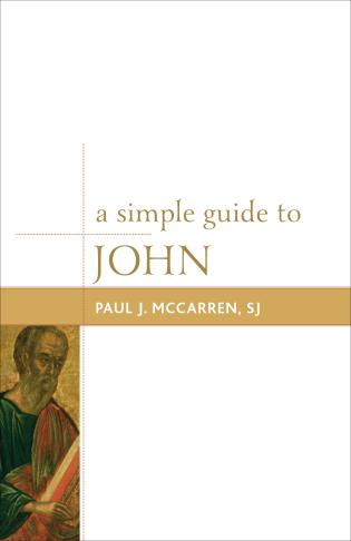 Cover image for the book A Simple Guide to John