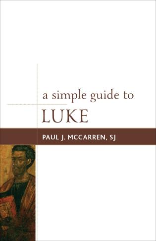Cover image for the book A Simple Guide to Luke