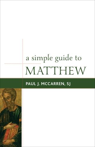 Cover image for the book A Simple Guide to Matthew