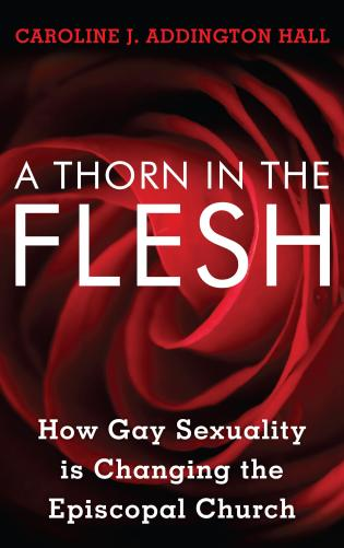 A thorn in the flesh how gay sexuality is changing the episcopal a thorn in the flesh fandeluxe Images