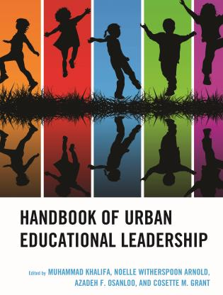 Cover image for the book Handbook of Urban Educational Leadership