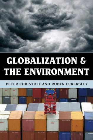 Cover image for the book Globalization and the Environment