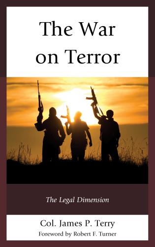 Cover image for the book The War on Terror: The Legal Dimension