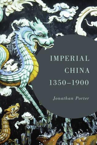 Cover image for the book Imperial China, 1350–1900