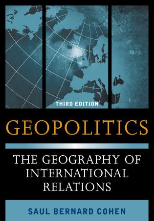 Cover image for the book Geopolitics: The Geography of International Relations, Third Edition
