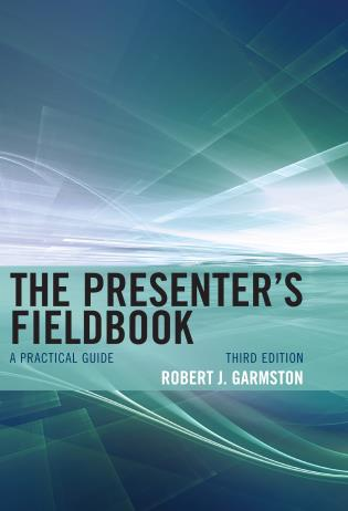 Cover image for the book The Presenter's Fieldbook: A Practical Guide, Third Edition