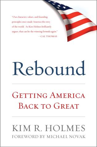 Cover image for the book Rebound: Getting America Back to Great
