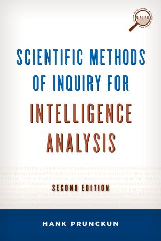 Cover image for the book Scientific Methods of Inquiry for Intelligence Analysis, Second Edition