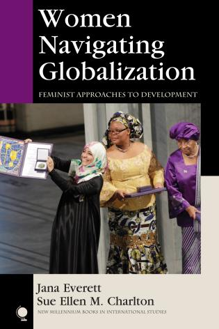 Cover image for the book Women Navigating Globalization: Feminist Approaches to Development