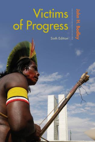 Cover image for the book Victims of Progress, Sixth Edition