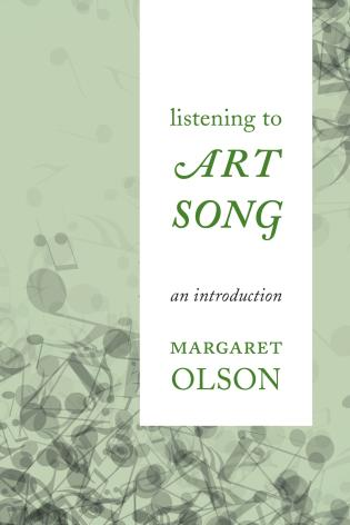 Cover image for the book Listening to Art Song: An Introduction