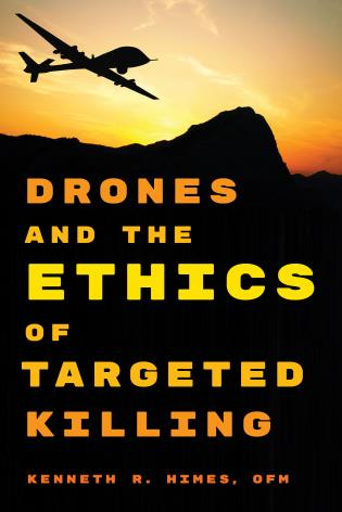 Cover image for the book Drones and the Ethics of Targeted Killing