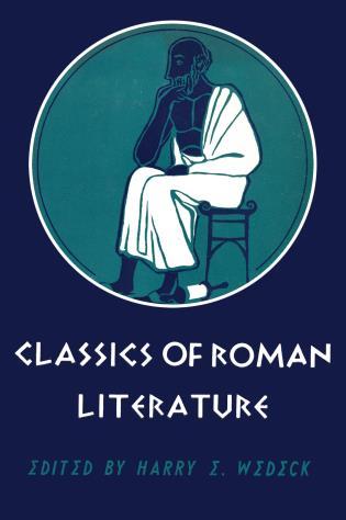 Cover image for the book Classics of Roman Literature
