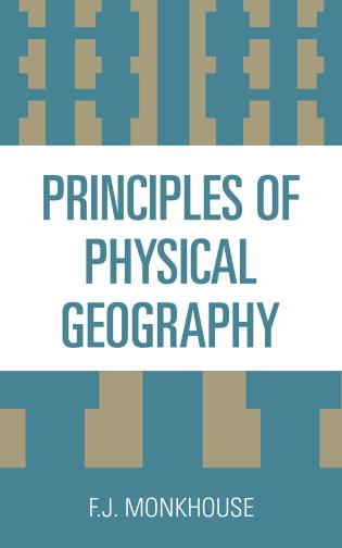 Cover image for the book Principles of Physical Geography