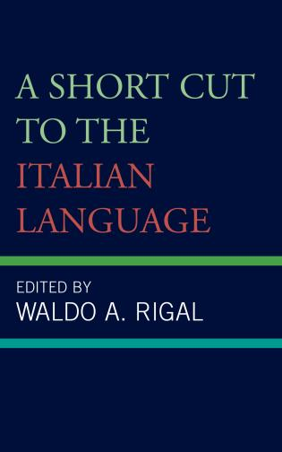 Cover image for the book A Short Cut to the Italian Language