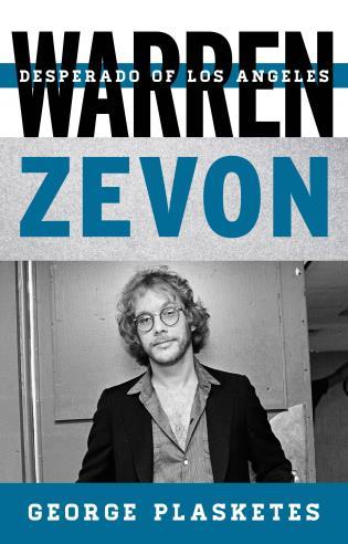 Cover image for the book Warren Zevon: Desperado of Los Angeles
