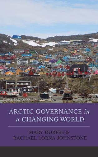 Cover image for the book Arctic Governance in a Changing World