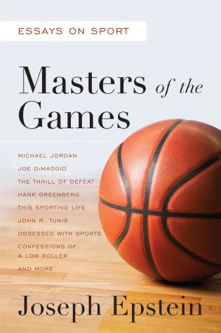 Cover image for the book Masters of the Games: Essays and Stories on Sport