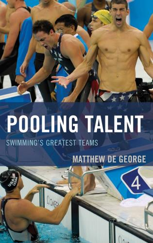Cover image for the book Pooling Talent: Swimming's Greatest Teams