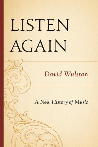 Cover image for the book Listen Again: A New History of Music