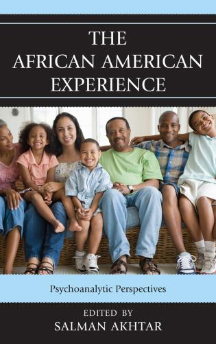Cover image for the book The African American Experience: Psychoanalytic Perspectives