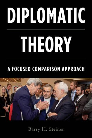 Cover image for the book Diplomatic Theory: A Focused Comparison Approach