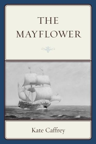 Cover image for the book The Mayflower